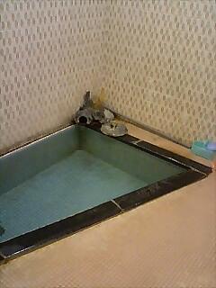 ほりえや旅館の内湯